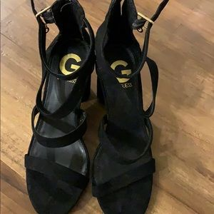 Moving Sales! Like Brand new G by guess sandals